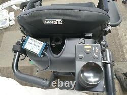 1 MILE! Quickie QM-710 Power Chair, Leg Extend+Lift, Recline Tilt SWITCH-IT CHIN