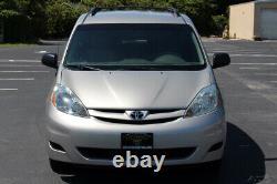 2009 Toyota Sienna CE 7-Passenger