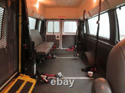 2013 Ford E-Series Van Cargo Van Power Wheel Chair Lift