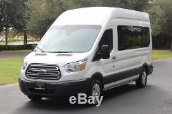 2015 Ford Transit-350 XL Wheel Chair Lift