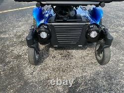 2015 PERMOBIL M300 Power Chair Seat Lift Personal Assist Invacare Contour U Seat