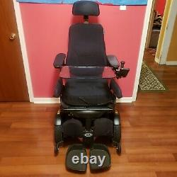 2018 Permobil F5 RNET Corpus Power Wheelchair SEAT LIFT RECLINE Electric chair