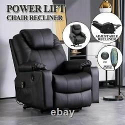 2021 Upgraded Power Lift Recliner Chair Massage (financing available)