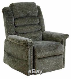 4825-1800-15 Catnapper Soother Power Lift Recliner With Heat and Massage Woodla