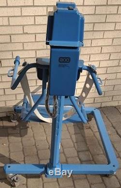 Arjo Electric Battery Power Mobile Hygiene Patient Lift Bath Aid Transport Chair