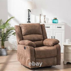Automatic Electric Power Lift Massage Recliner Chair Heat Vibration USB Control