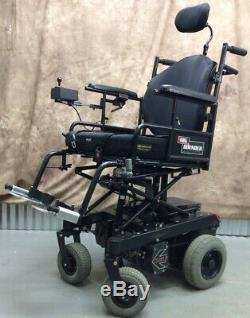 BIG BOUNDER WHEELCHAIR Bariatric Lift Tilt SEAT H-FRAME BASE with Actuators