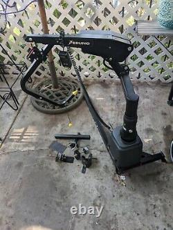 Bruno Power VSL-6000 400lb Power Chair Lift Boom Wheelchair Powerchair Free Ship
