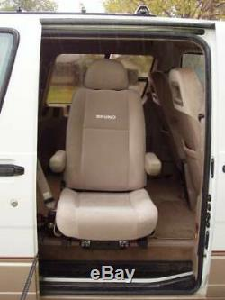Bruno Turny Powered Automotive Lift Chair effortlessly get in/out of van/car