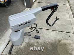 Bruno VSL-672 300lbs Curb-Sider Scooter Power Chair Hoist/Lift
