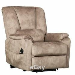 CANMOV Power Lift Recliner Chair Elderly Heavy Duty and Safety Motion Reclining