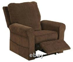 CATNAPPER Edwards Power Lift Chair Pow'r Lift Recliner 4851 Coffee Color