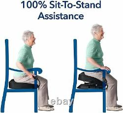 Carex Premium Power 20 inch Chair Lift for Stand Assist