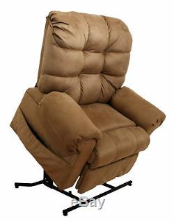 Catnapper Omni Power Lift Full Lay-Out Chaise Recliner