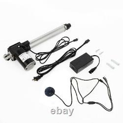 DC 24V Power Recliner Lift Chair Linear Replacement Actuator Motor Permanent Set
