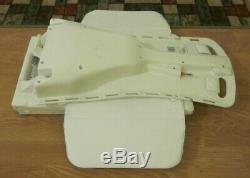 Drive Bathlift Bellavita Bath Tub Power Lift Chair White Tested 477200252