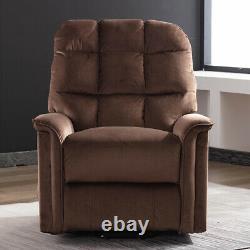 Electric Power Lift Chair Recliner Armchair Sofa Elderly Lifting Chair Chaise