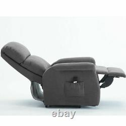 Electric Power Lift Chair Sofa Bedroom Living Room Recliner with Remote Control