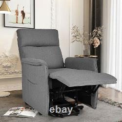 Electric Power Lift Massage Chair Recliner Sofa Living Room withRemote Home