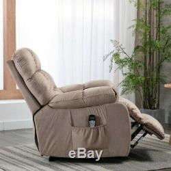 Electric Power Lift Massage Recliner Chair Lounge Chair Remote Control Elderly