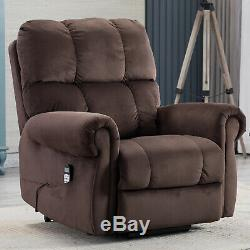 Electric Power Lift Recliner 23 Wide Massage Chair withHeat vibration for Elderly