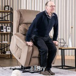 Electric Power Lift Recliner Chair Armchair Wall Elderly Seat Lifting Mechanism