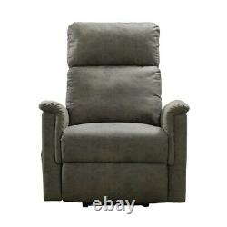 Electric Power Lift Recliner Chair For Elderly Wide Padded Seat Lounge Sofa RC