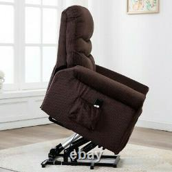 Electric Power Lift Recliner Chair for Elderly Full Automatic Sofa Chair Remote