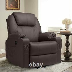 Electric Power Lift Recliner Chair for Elderly Massage and Heat with USB Ports