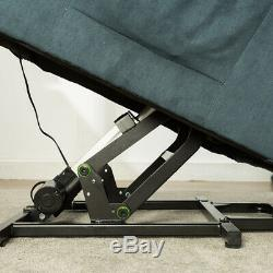 Electric Power lift Recliner Massage Chair Vibrating Heated Ergonomic Design