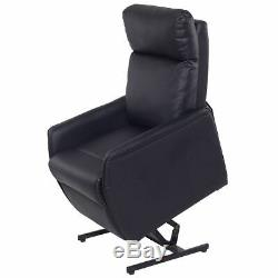 Electric Recliner Chair Heated Massage Sofa Lounge Power Lift and Remote Control