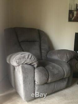 Electric Recliner Chair Sofa Lounge With Control