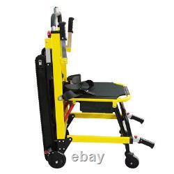 FDA Motorized Climbing Wheelchair Stair Lifting Chair Electric Power Wheelchair