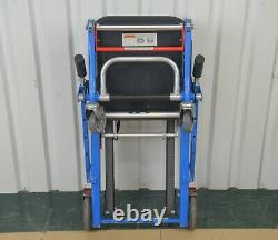 Ferno 59-T EZ Glide Evacuation Stair Lift Chair with Power Traxx EMS EMT (24308)