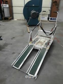 Garaventa Super-Trac Model TRE-52 Power Wheel Chair Stair lift Climber