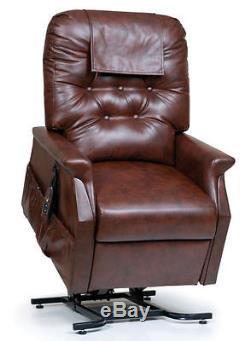 Golden Capri 2 Position Electric Recliner Power Lift Chair 5 COLOR CHOICE NEW