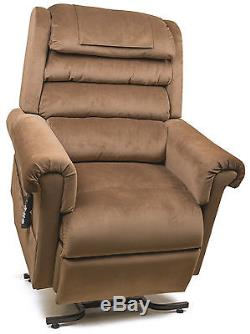 Golden MaxiComfort Relaxer Electric Recliner Power Lift Chair Large MFG DIRECT