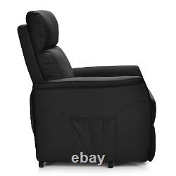 Gorelax Electric Power Lift Massage Recliner Chair Sofa with Remote Control Multi