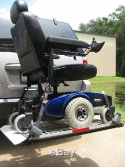Harmar AL500 Universal Powered Wheelchair & Scooter Chair Lift 2019 Model