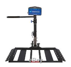 Harmar AL560 Universal Power Chair Lift with optional Hold Down Arm