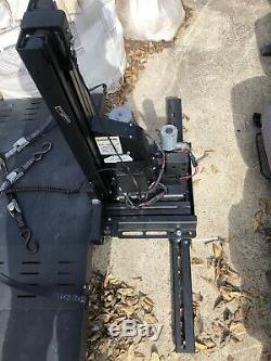 Harmar Power Chair Electric Inside-Outside Vehicle Lift Used