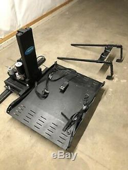 Harmar Power Chair and Scooter Lift Van Vehicle COMPLETE with Mounts Remote AL600