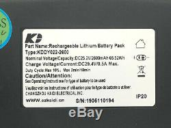 Kaidi Lithium Battery Pack Power Supply For Power Recliners Lift Chairs KDDY022