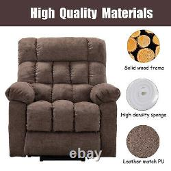Large Electric Power Lift Recliner Massge and Heating Chair 5 Modes Adjustable