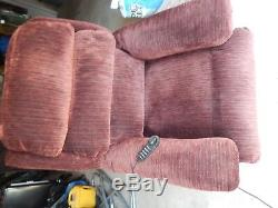 Lazyboy power lift chair, like new. Only used 3 months. Comes with over 4 years