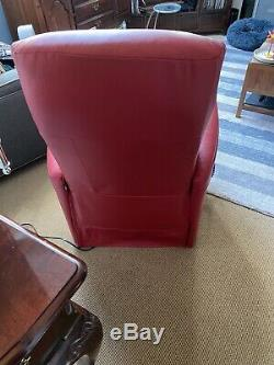 Leather Power Lift Chair Recliner From Norway. Quality Quality Quality