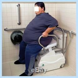 LiftSeat LS-400-PC-415 Powered Toilet Seat Chair Lift