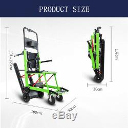 Lightweight chair lift electric stair climbing power wheelchairs for disabled