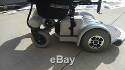 MPV5 Hoveround Power Chair with electric lift swivel seat