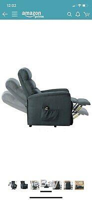 Massage recliner chair(Bonzy home)Lifted & Power Electric & Sofa &vibration Heat